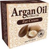 HerbOlive Argan Olie Oog Crème Anti-Rimpel 15ml