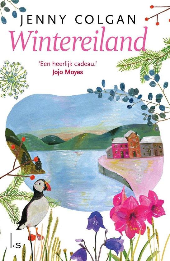 Boek cover Café Zon & Zee 3 - Wintereiland van Jenny Colgan (Paperback)