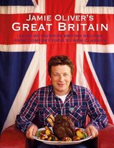 Boekomslag van 'Jamie Oliver's Great Britain'