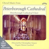 Choral Music From Peterborough Cathedral