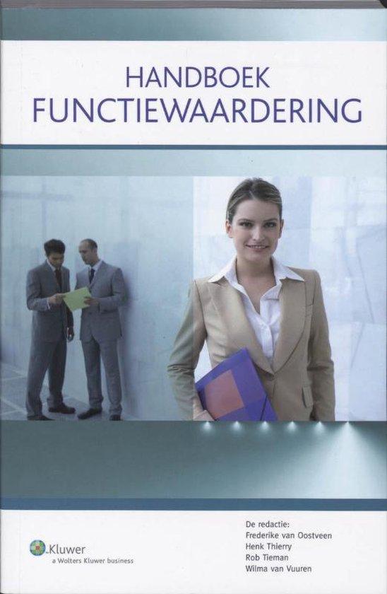 Handboek Functiewaardering - none pdf epub