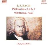 Bach J. S.: Partita 3-5