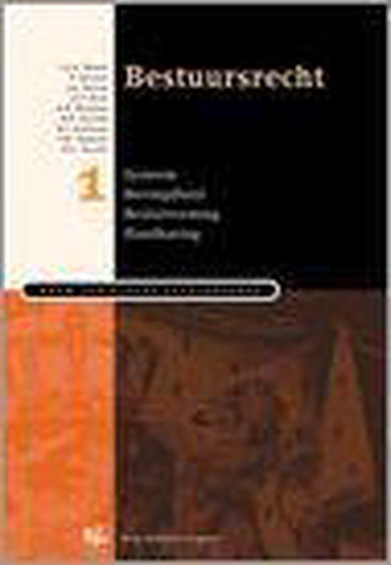 Boek cover 1 Bestuursrecht van L.J.A. Damen (Paperback)