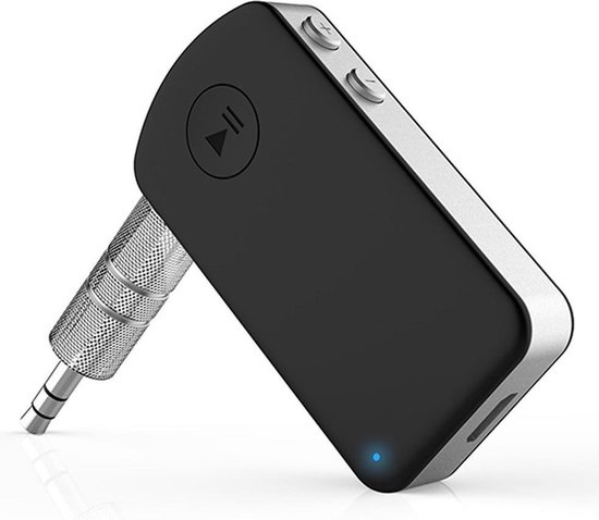 Bluetooth Via Aux | 3.5MM Aux  | Bluetooth Audio Receiver | Draadloos Muziek Luisteren Via Aux