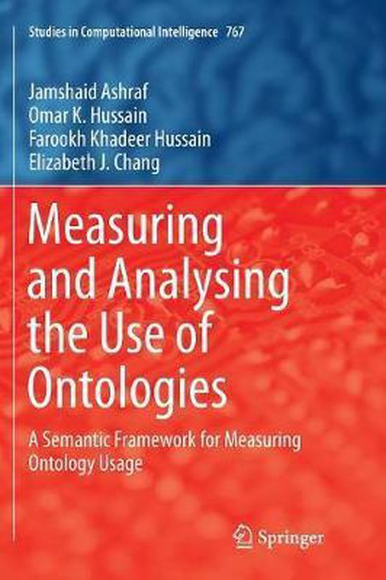 Measuring and Analysing the Use of Ontologies
