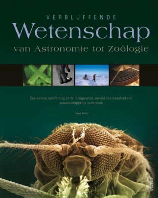 Verbluffende wetenschap van astronomie tot zoölogie - Lewis Smith pdf epub
