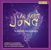 Yogi & Yogini naturals Van Harte Jong - flexibiliteit van binnenuit (Oasis cd 24)