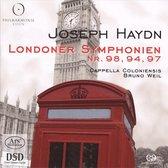 Londoner Symphonien Nos 94, 97 & 98