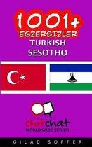 1001+ Exercises Turkish - Sesotho