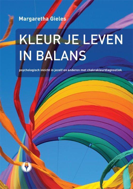 Kleur je leven in balans - Margaretha Gieles | Fthsonline.com