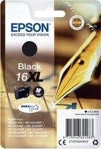 Epson 16XL- Inktcartridge / Zwart