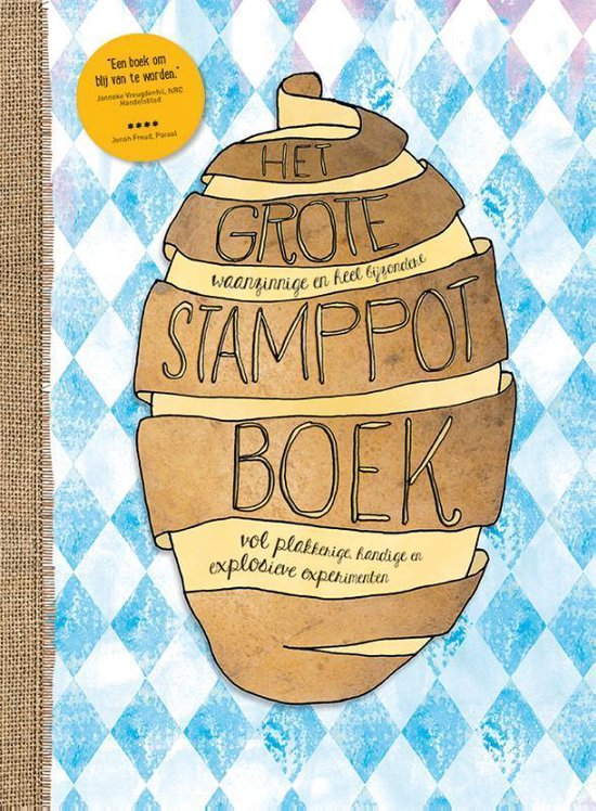 Het grote, waanzinnige en heel bijzondere stamppotboek