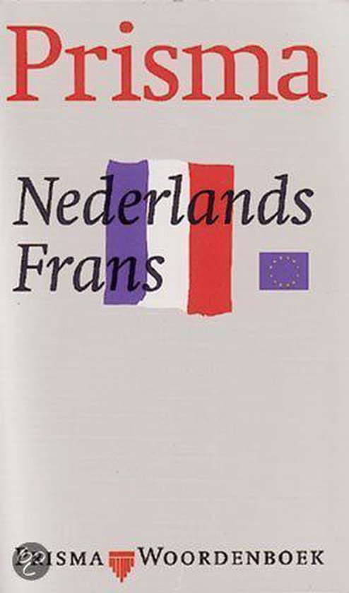 Prisma woordenboek ned-frans nwe sp - H.W.J. Gudde |