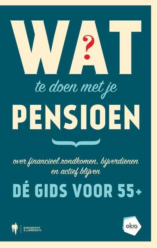 Wat te doen met je pensioen - none | Fthsonline.com