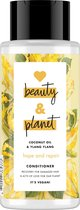 Love Beauty and Planet Conditioner Coconut Oil & Ylang Ylang - 400 ml