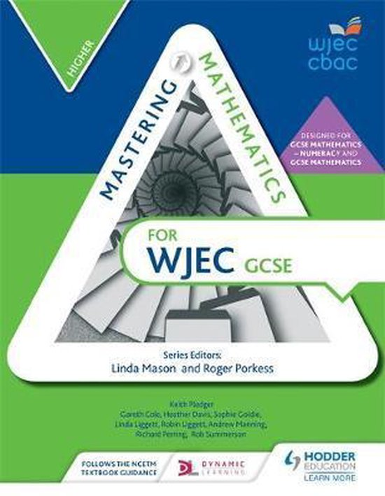 Mastering Mathematics for WJEC GCSE