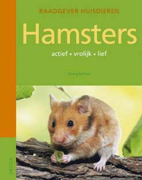 Raadgever huisdieren - Hamster - Georg Gassner |