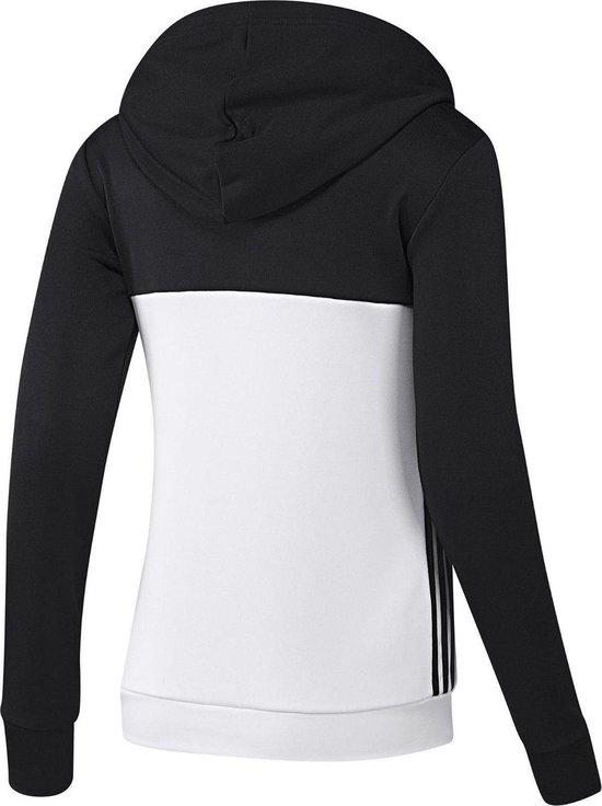 bol.com | Adidas T16 Vest Dames Zwart/wit Maat L