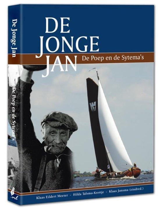 Boek cover De Jonge Jan van Klaas Eildert Meeter (Paperback)