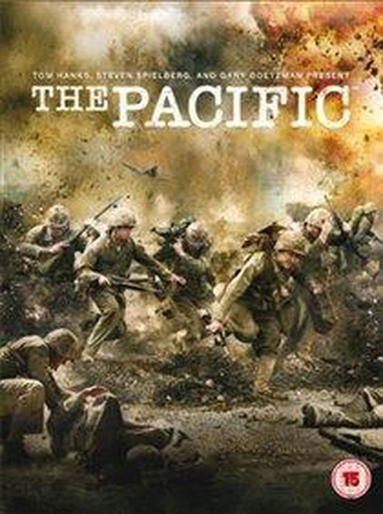 Cover van de film 'The Pacific'