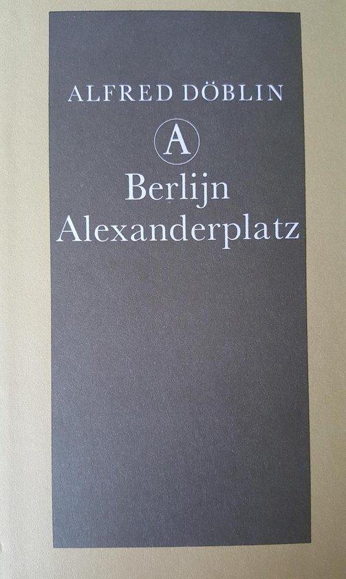 Berlijn Alexanderplatz - Alfred Lansing |