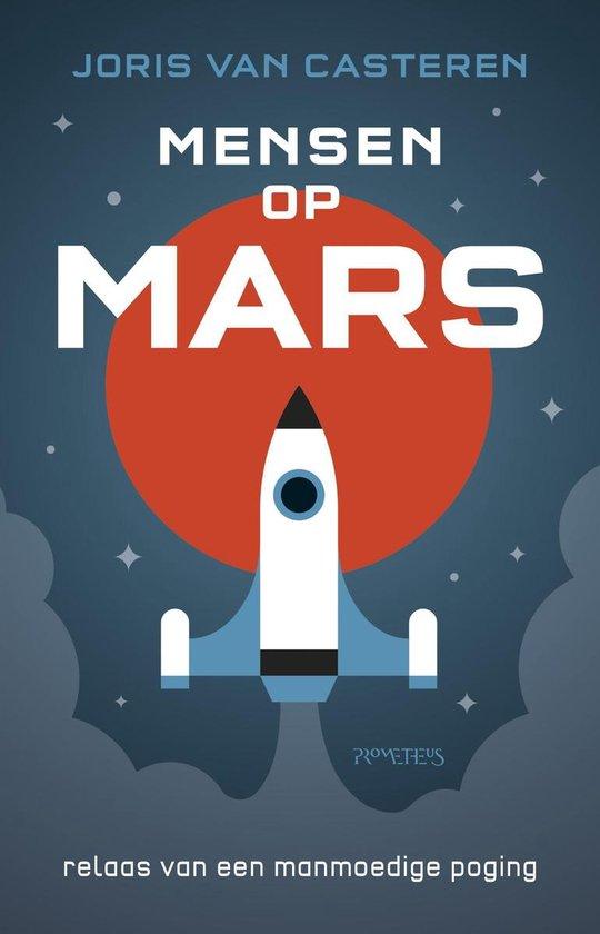 Mensen op Mars - Joris van Casteren  