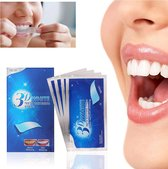 3D Advanced Teeth Whitening Strips – 14 Strips Voor Wittere Tanden!