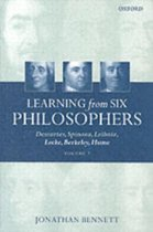 Learning from Six Philosophers, Volume 2