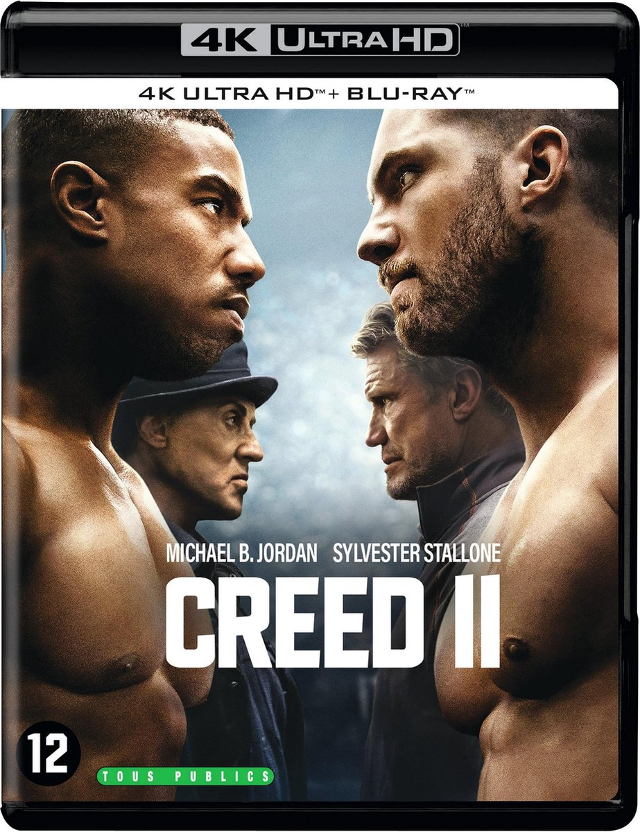 Creed 2 (4K Ultra HD Blu-ray)-