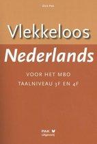 Vlekkeloos Nederlands voor het mbo Taalniveau 3F en 4F
