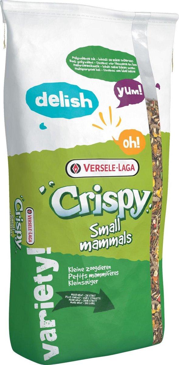 Versele-Laga Crispy  Konijnenvoer - 20 kg