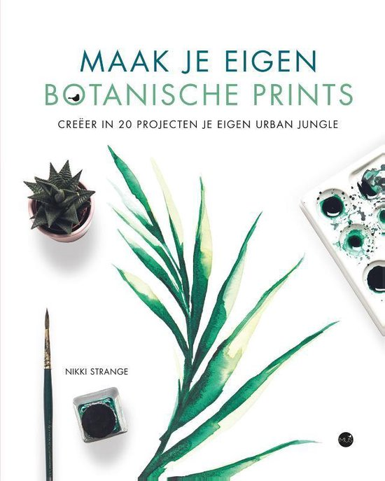 Maak je eigen botanische prints - Nikki Strange   Readingchampions.org.uk