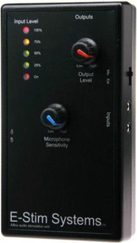 E-stim a-box audio stimulator