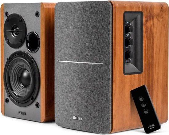 Edifier Studio 1280T - Luidsprekers - 2 stuks - Bruin