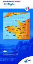 ANWB wegenkaart - Frankrijk 5 Bretagne