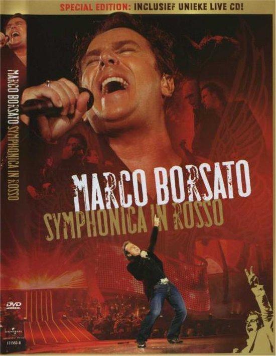 Marco Borsato - Symphonica In Rosso (DVD + CD)