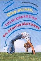 Boek cover Cito-Stress, Turntoestellen En Afscheidsfeest van Gonneke Huizing (Hardcover)
