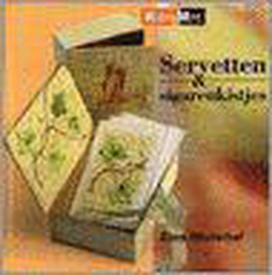 Servetten & Sigarenkistjes - Alma Westerhof |