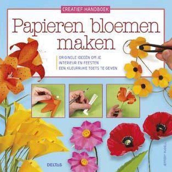 Papieren bloemen maken - Jeffery Rudell |