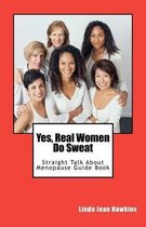 Yes, Real Women Do Sweat