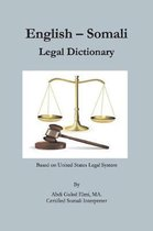 English-Somali Legal Dictionary