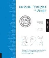 Boek cover Universal Principles of Design van William Lidwell