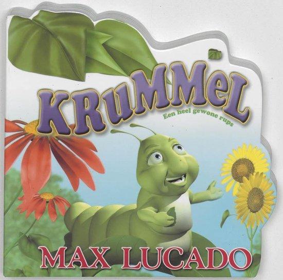 Krummelserie - Krummel een heel gewone rups