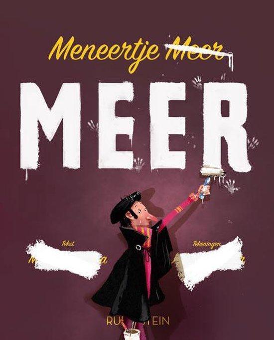 Boek cover Meneertje Meer van Mark Haayema (Hardcover)
