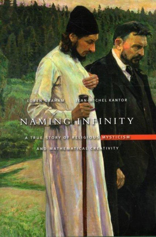 Boek cover Naming Infinity van Loren Graham (Hardcover)