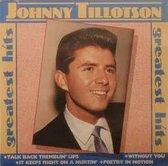 Greatest hits - Johnny Tillotson