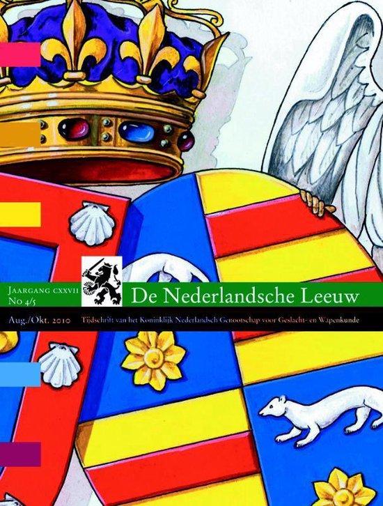 De Nederlandse leeuw aug/okt 2010 - Nvt.  