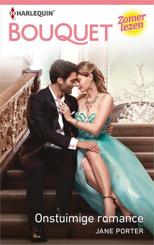 Bouquet 4066 - Onstuimige romance - Jane Porter |