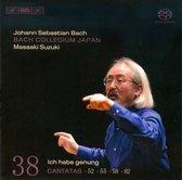 Bach - Cantatas 38