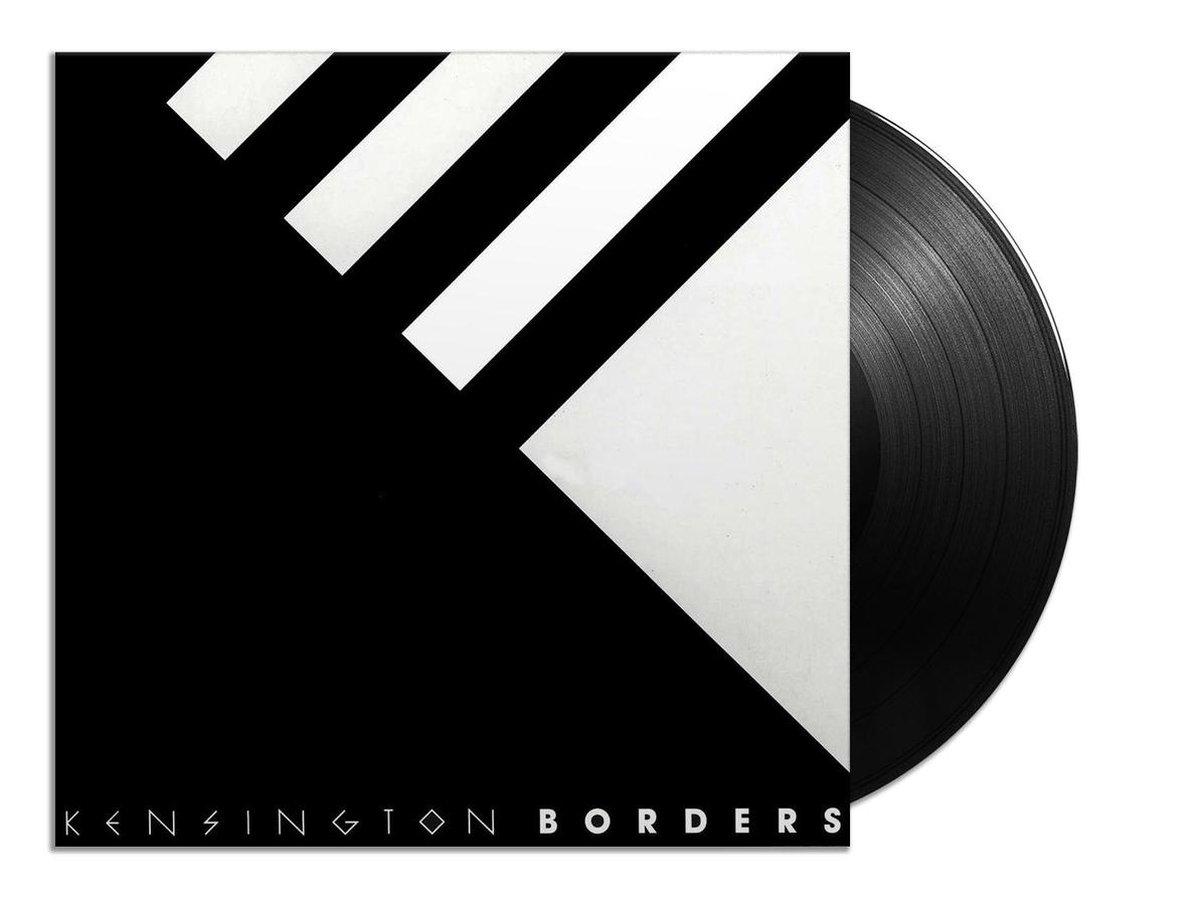 Borders (LP) - Kensington